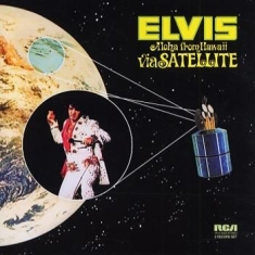 Presley Elvis - Aloha From Hawaii Via Satellite (Le