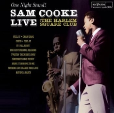 Cooke Sam - One Night Stand - Sam Cooke Live At
