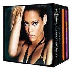 Rihanna - 3 Cd Collector's Set