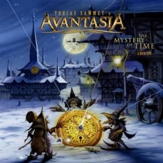 Avantasia - The Mystery Of Time Jewel Case