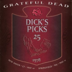Grateful Dead - Dick's Picks 25:New Haven/Springf.M