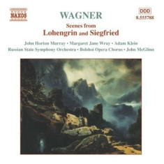 Wagner, Richard - Lohengrin & Siegfried