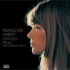 Francoise Hardy - Midnight Blues: Paris * London * 19