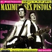 Sex Pistols - Maximum Sex Pistols (Interview Cd)