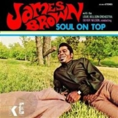 Brown James - Soul On Top