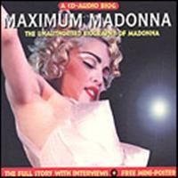 Madonna - Maximum Madonna (Interview Cd)