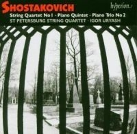 Shostakovich, Dmitry - String Quartet 1