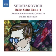 Shostakovich, Dmitry - Ballet Suites