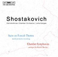 Shostakovich, Dmitry - Suite Finnish Theme