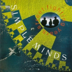 Simple Minds - Street Fighting Year