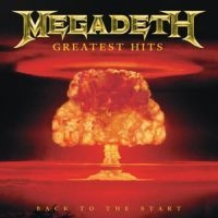 Megadeth - Greatest Hits Back T