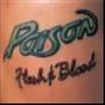 Poison - Flesh & Blood i gruppen CD / Hårdrock/ Heavy metal hos Bengans Skivbutik AB (582392)