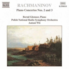 Rachmaninov, Sergej - Pianoconcertos Nos 2 And 3