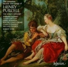 Purcell, Henry - Complete Secular Solo Songs