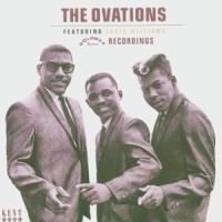 Ovations Featuring Louis Williams - Goldwax Recordings