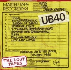 UB40 - The Lost Tapes - Live 1980
