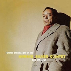 Horace Silver - Further Explorations (Rvg)