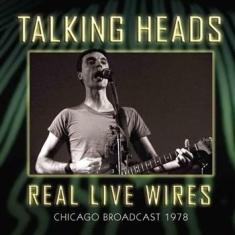 Talking Heads - Real Live Wires
