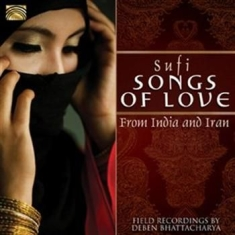 Blandade Artister - Sufi Songs Of Love From India And
