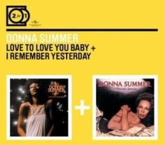 Donna Summer - 2For1 Love To Love.../I Remember...