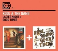 Kool & The Gang - 2For1 Ladies Night/Good Times