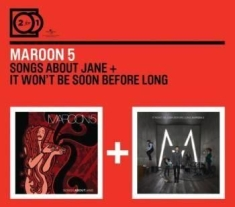 Maroon 5 - 2For1 Songs About.../It Won't Be...