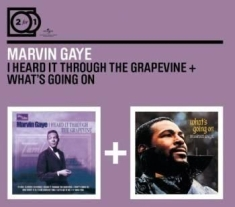 Marvin Gaye - 2For1 I Heard It.../What's Going On