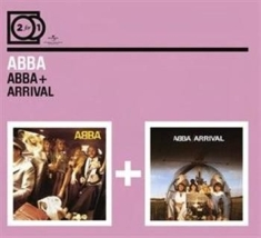 Abba - 2For1 Abba/Arrival (Digipak)