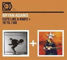 Bryan Adams - 2For1 18 Til I Die/Cuts Like A...