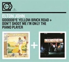 Elton John - 2For1 Goodbye.../Don't Shoot Me...