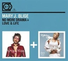 Mary J Blige - 2For1 No More Drama/Love & Life