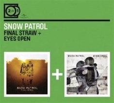 Snow Patrol - 2For1 Final Straw/Eyes Wide Open