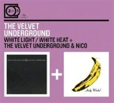 Velvet Underground - 2For1 White Light White Heat/Vu
