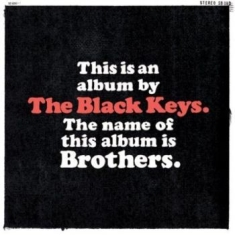 Black Keys - Brothers