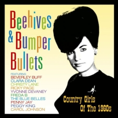 Blandade Artister - Beehives & Bumper Bullets - Country