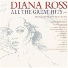 Diana Ross - All The Great Hits