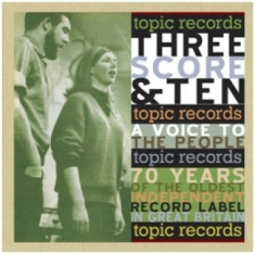 Blandade Artister - Three Score & Ten - A Voice To The