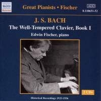 Bach, Johann Sebastian - Well-Tempered Clavier Book 1