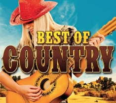 Blandade Artister - Best Of Country