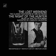 Filmmusik - Lost Weekend/Night Of The Hunter