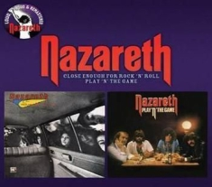 Nazareth - Close Enough For R'n'r/Play'n'the G
