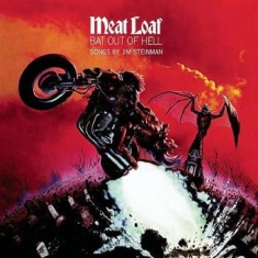 Meat Loaf - Bat Out Of Hell /R+