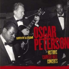 Peterson Oscar - Historic Carnegie Hall Concerts - B