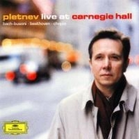 Pletnev Mikhail, Piano - Live At Carnegie Hall