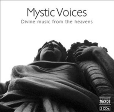 Blandade Artister - Mystic Voices