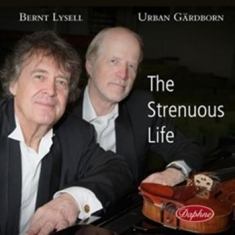 Blandade Artister - The Strenuous Life