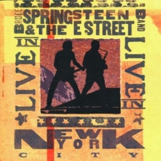 Springsteen Bruce - Live In New York Cit
