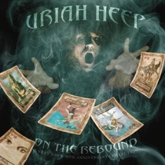 Uriah Heep - On The Rebound:40Th Ann. Anthology