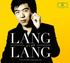 Lang Lang - It's Me - The Piano Concertos 4Cd