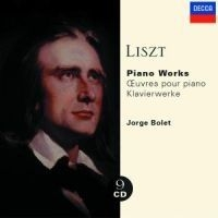 Bolet Jorge, Piano - Liszt Recordings
